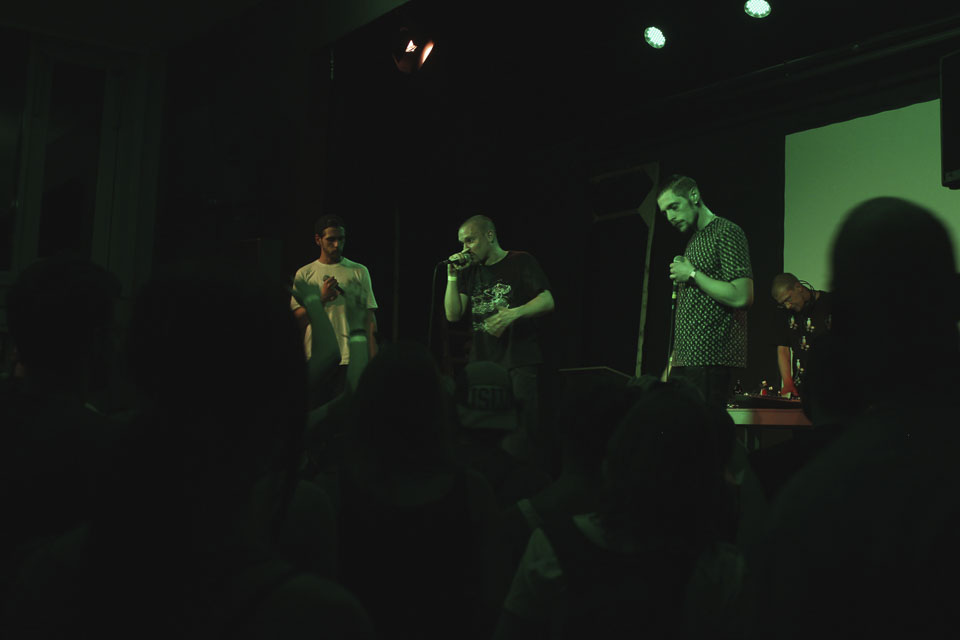 Sensation Green Vol.2 – Stradevia Fürth – 2015
