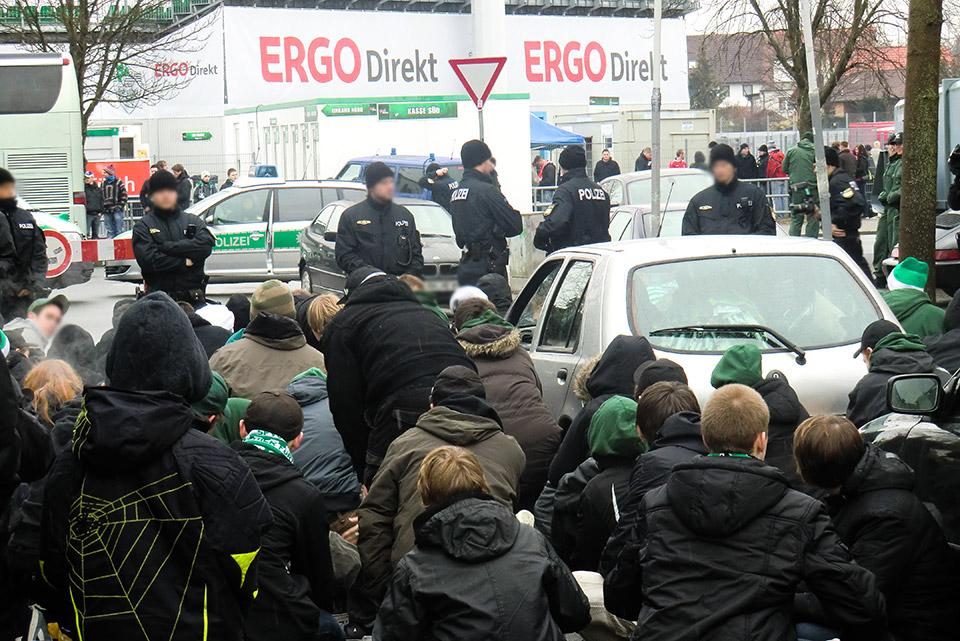 SpVgg Fürth – Cottbus