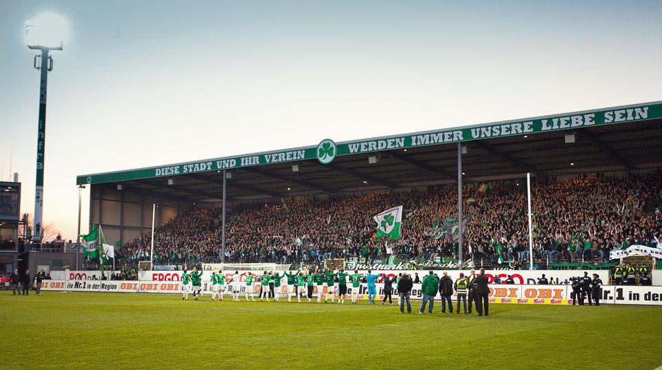 Sieg über St.Pauli