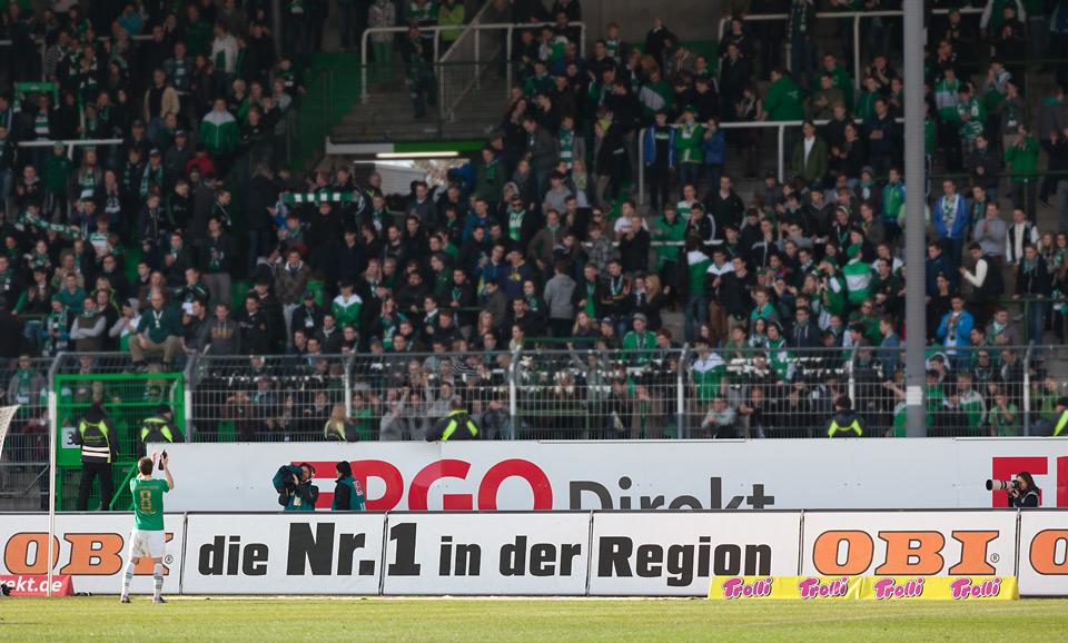 Fürth – Dortmund