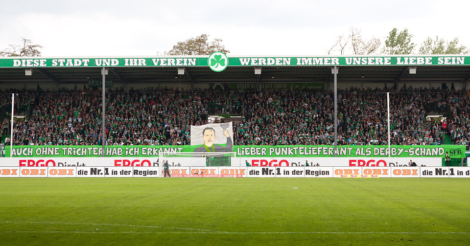 SpVgg Fürth – Freiburg