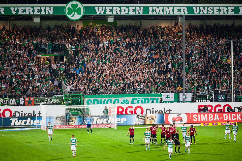 Fürth – Hannover 96