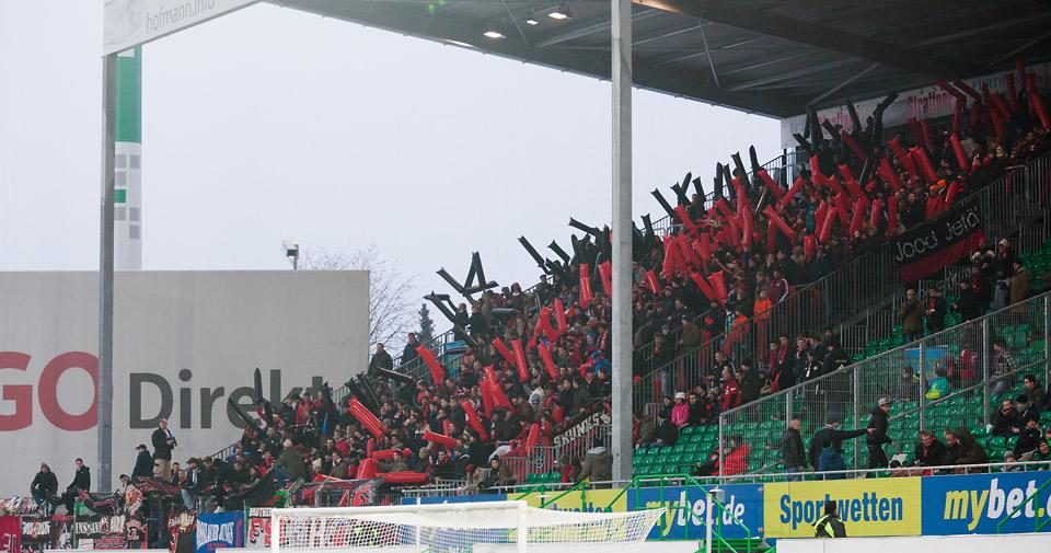 Leverkusen Fans