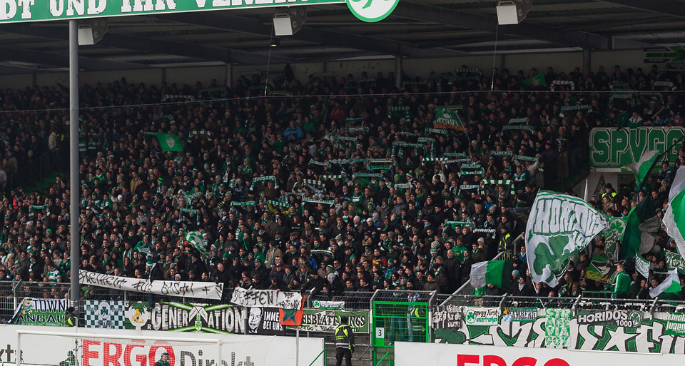 Fürth - Wolfsburg