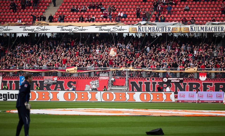 Nordkurve Nürnberg