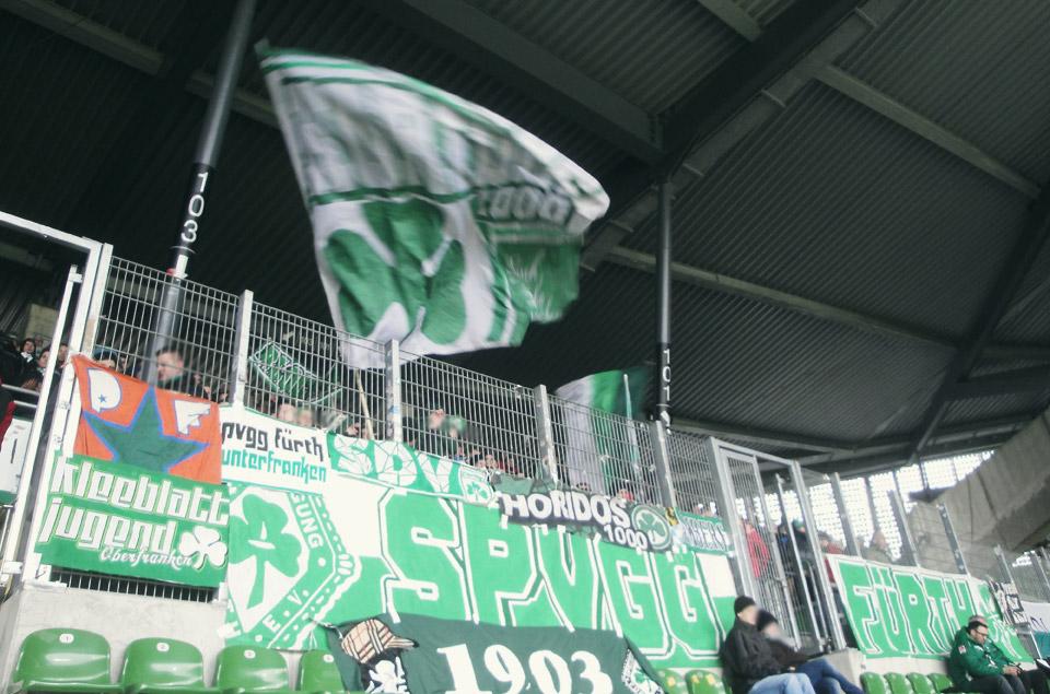 SV Werder Bremen – SpVgg Fürth