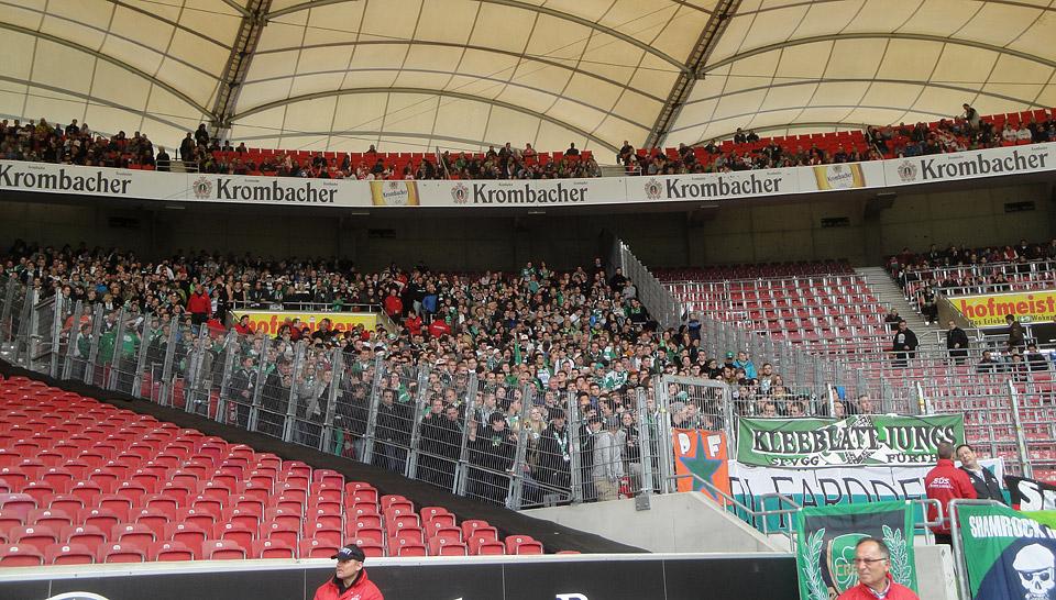 Stuttgart – Fürth