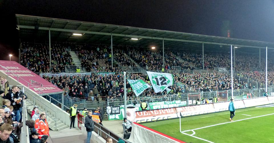 St.Pauli – Fürth