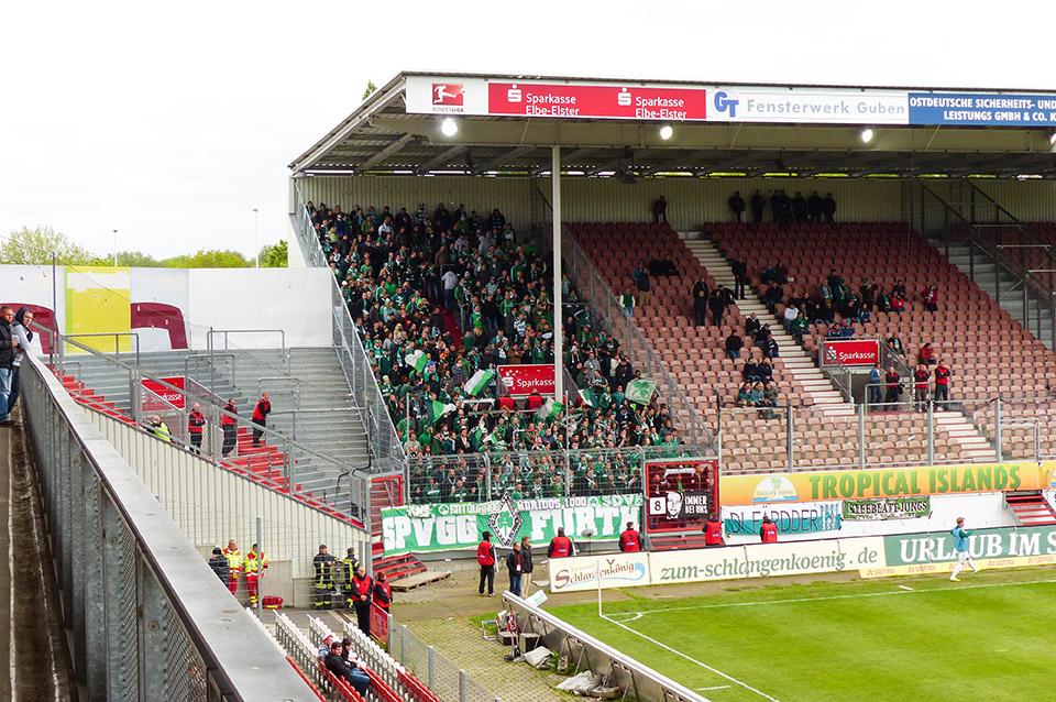 Cottbus – Fürth