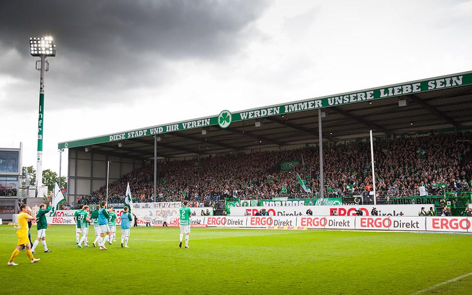 Fürth – Sandhausen