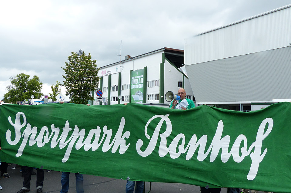 Demo Sportpark Ronhof