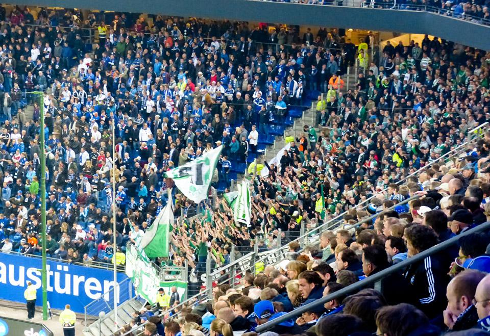 HSV – Fürth Relegation