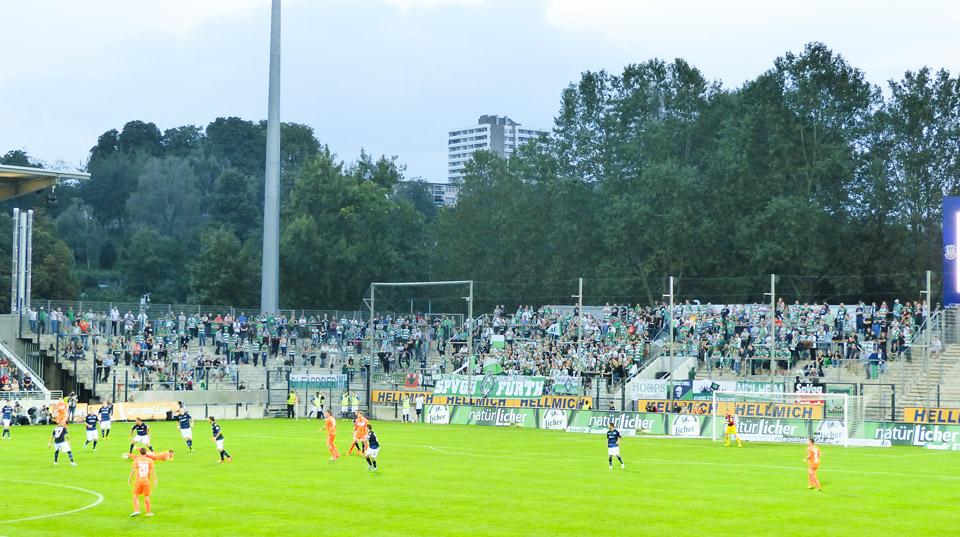 FSV Frankfurt – Fürth