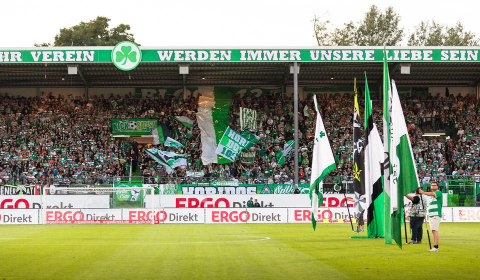 Fürth – Kaiserslautern