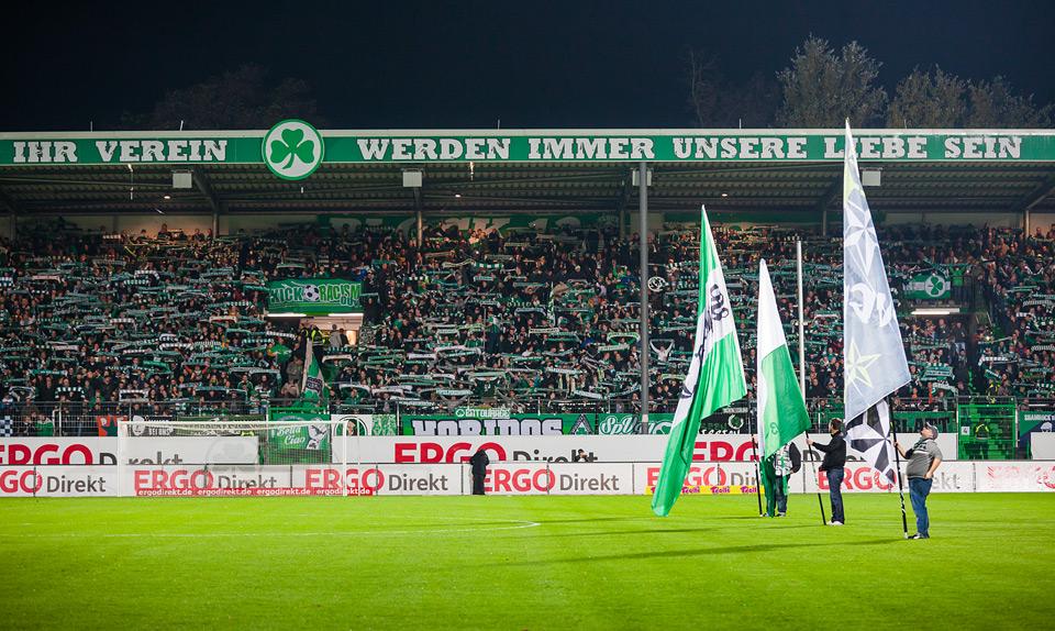 Fürth – Paderborn