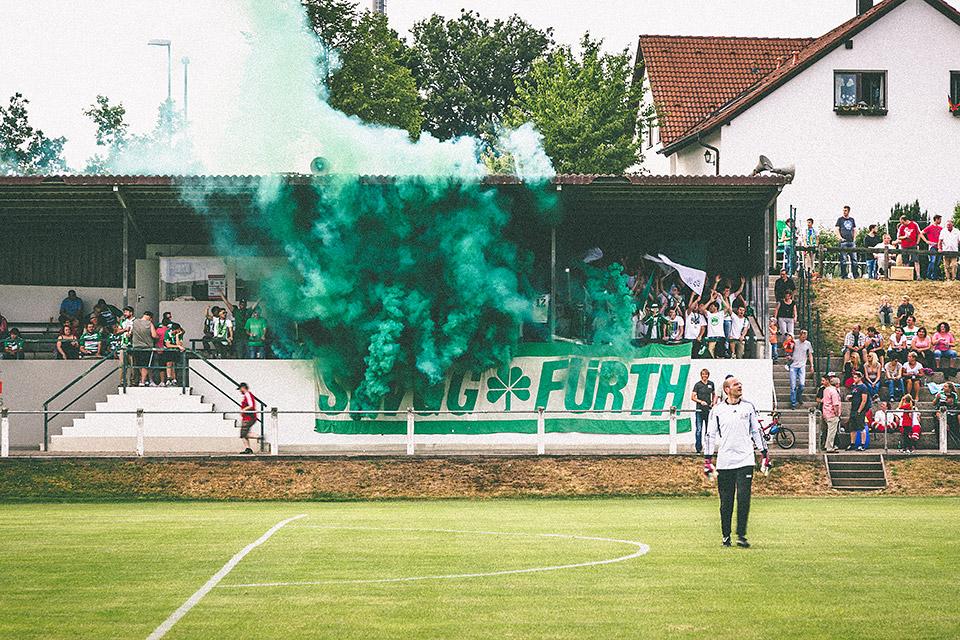 Vestenbergsgreuth – SpVgg Fürth