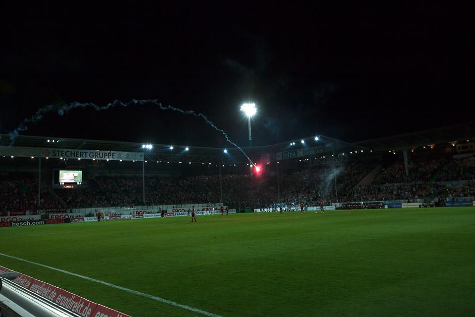 Fürth – Nürnberg, Frankenderby