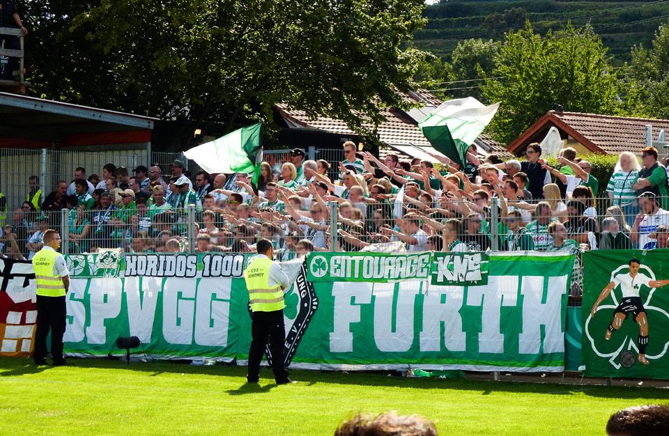 Waldkirch – Fürth