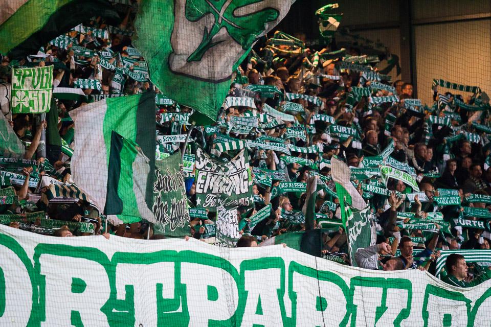 Fürth - St.Pauli im Ronhof
