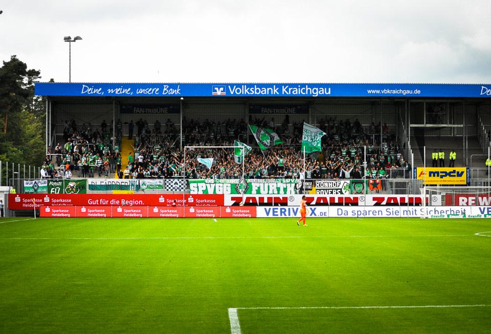 Sandhausen – Fürth