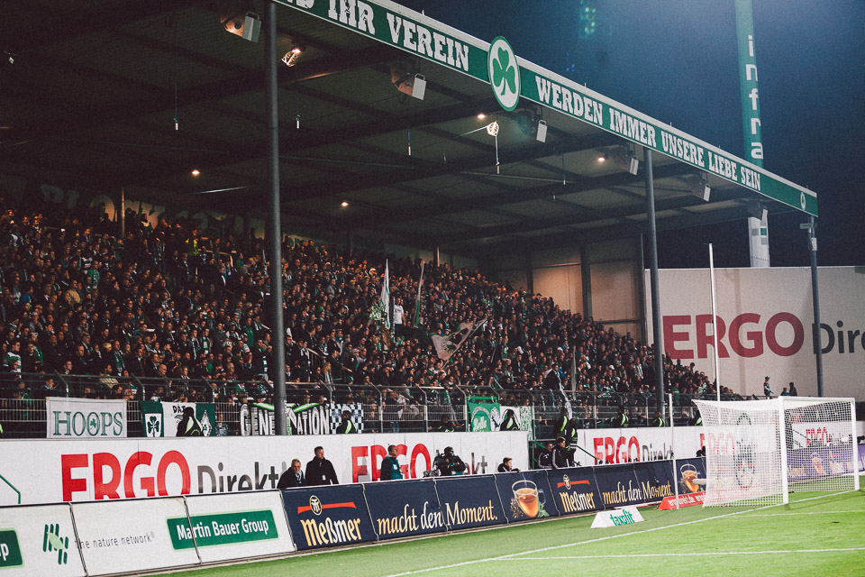 Fürth – FSV Frankfurt