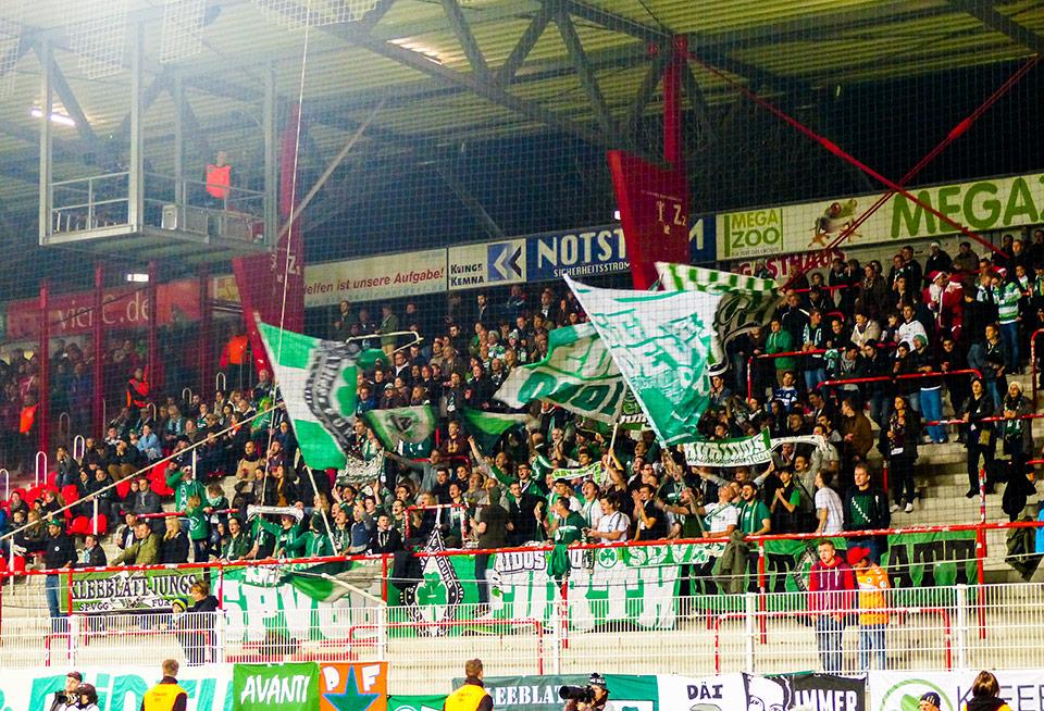 Union – Fürth
