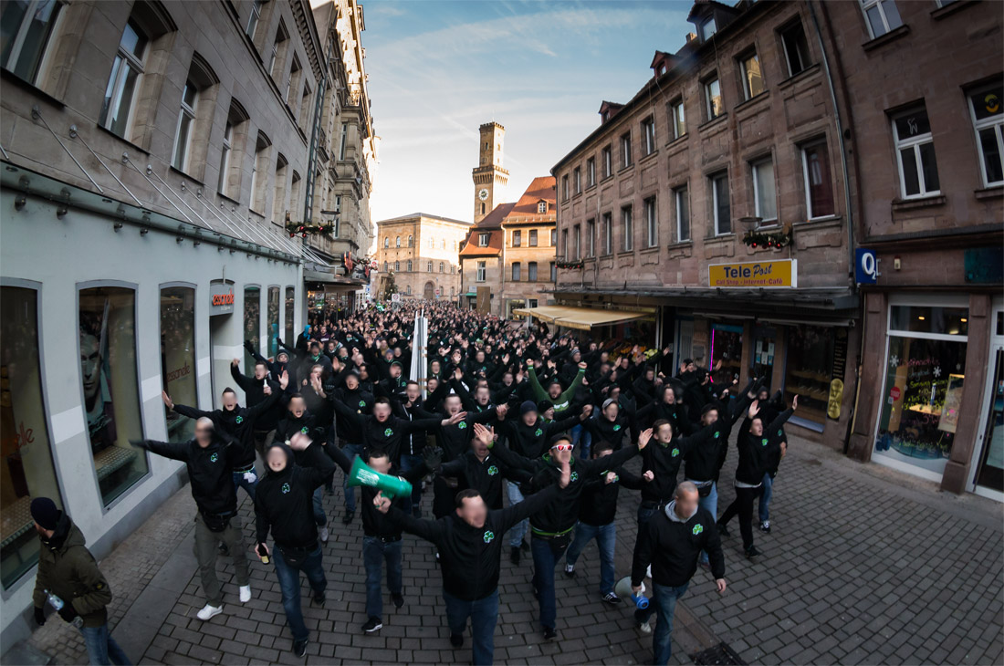 Nürnberg – Fürth