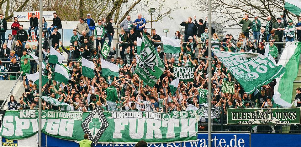 FSV Frankfurt – SpVgg Fürth