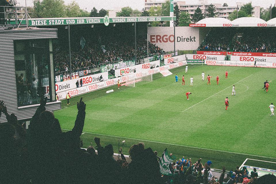 Fürth – Düsseldorf