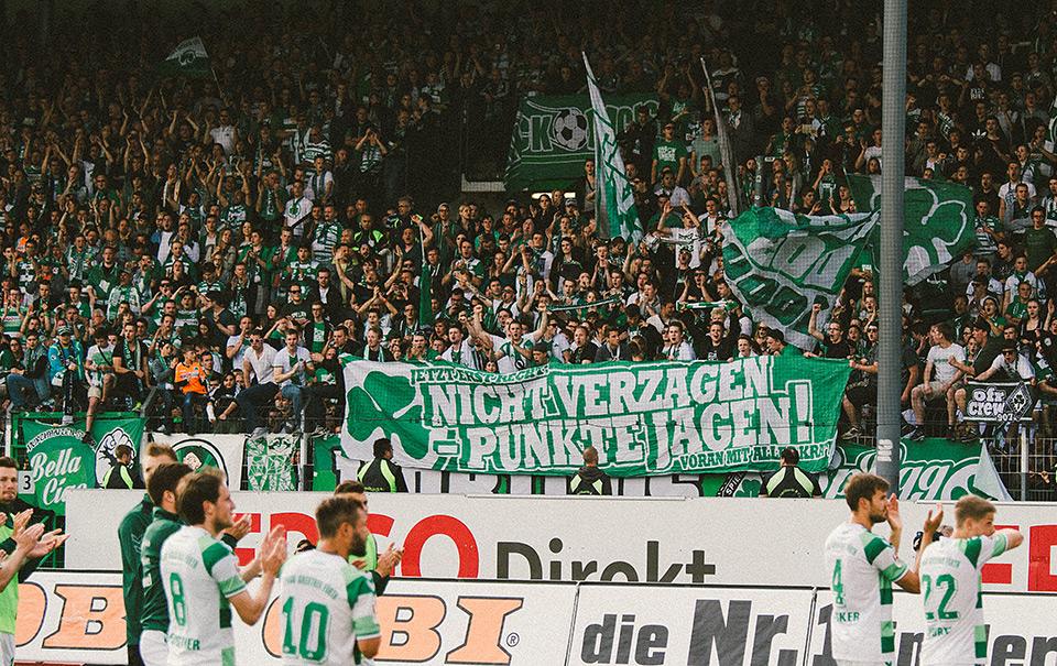 Fürth – Darmstadt