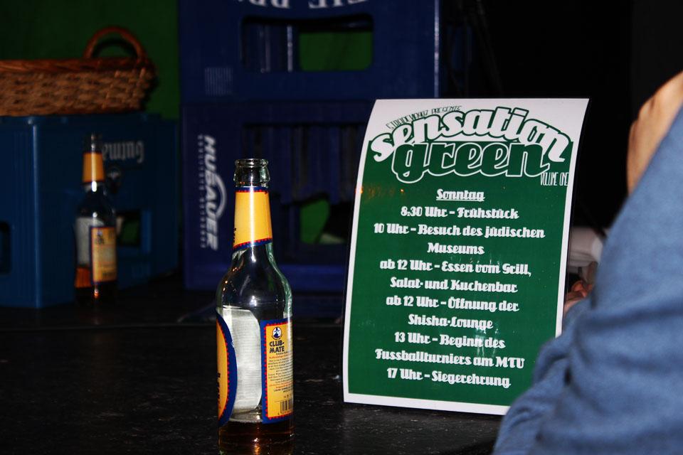 Sensation Green