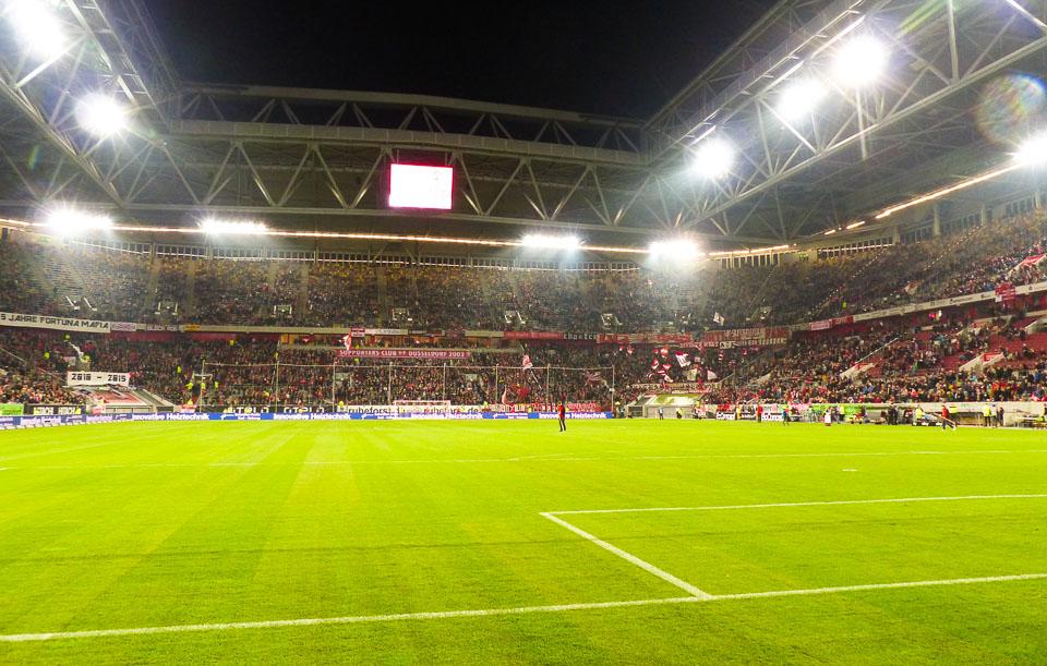 Düsseldorf – Fürth