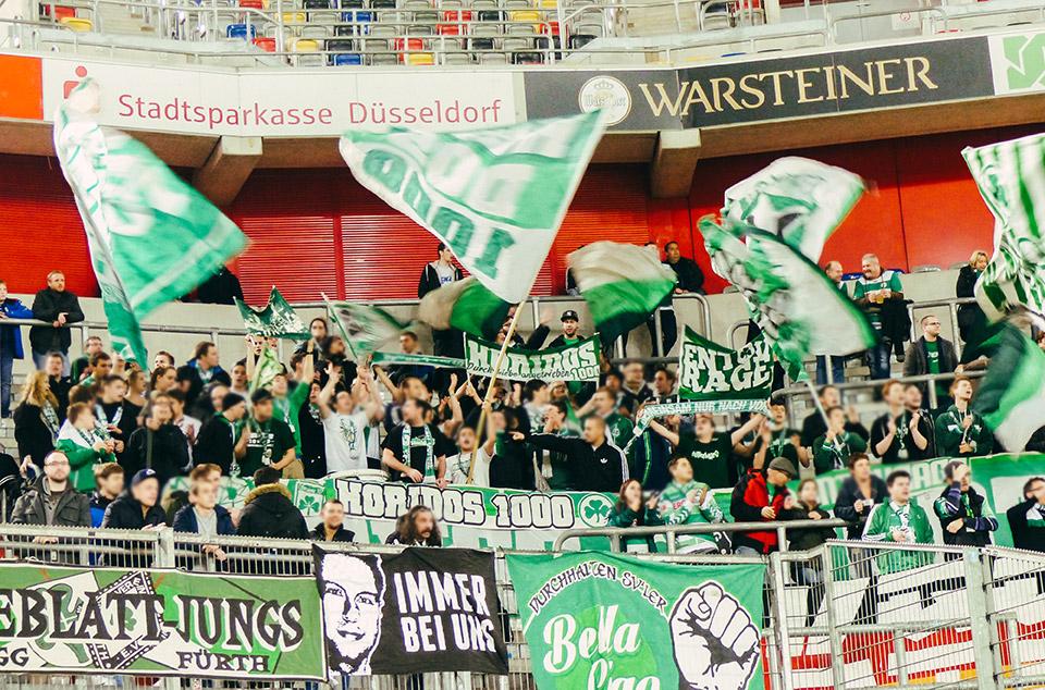 Düsseldorf – SpVgg Fürth