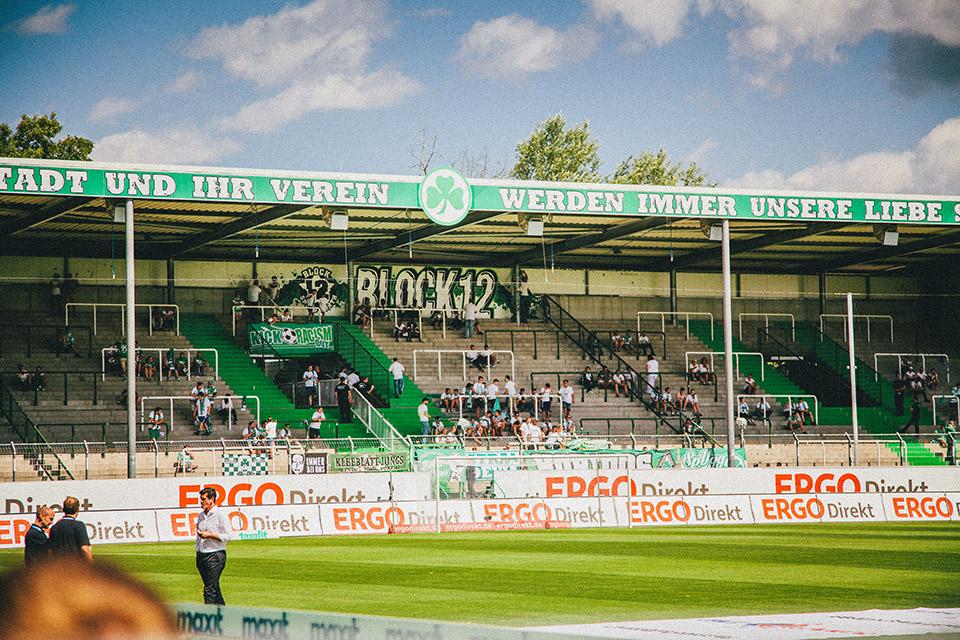 SpVgg Fürth – Karlsruher SC 2015/2016