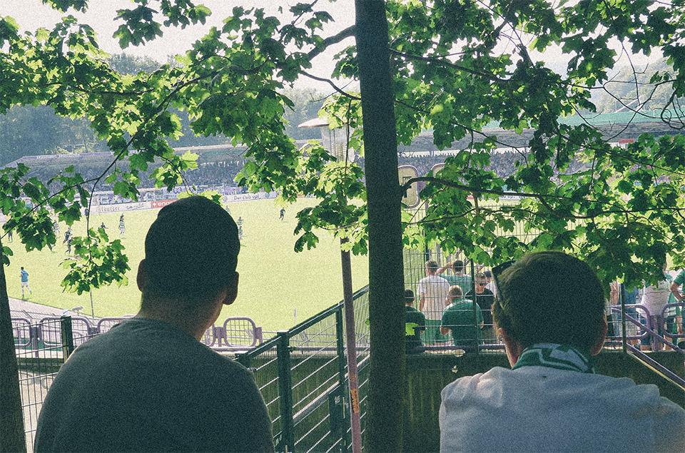 DFB Pokal Wismut Aue – SpVgg Fürth