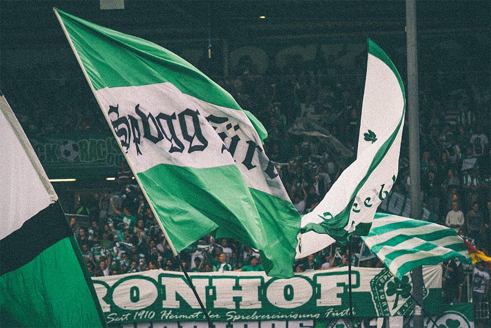 SpVgg Fürth – FSV Frankfurt