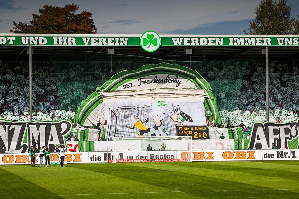 SpVgg Fürth – Nürnberg – Frankenderby