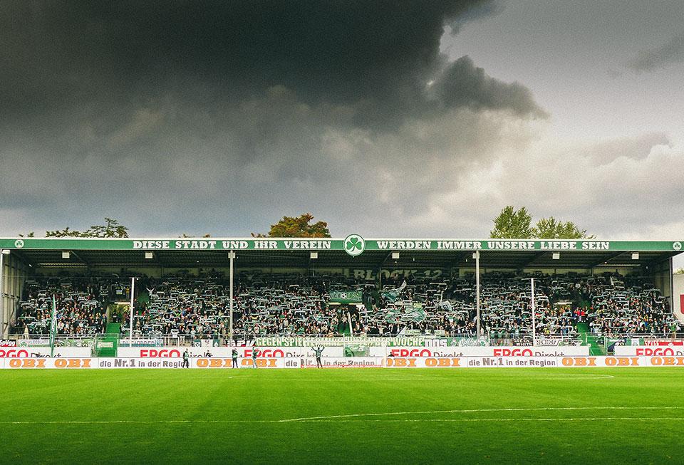 SpVgg Fürth – Paderborn