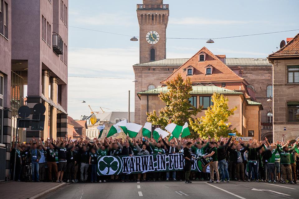 Fürth – Bochum Kärwaspiel