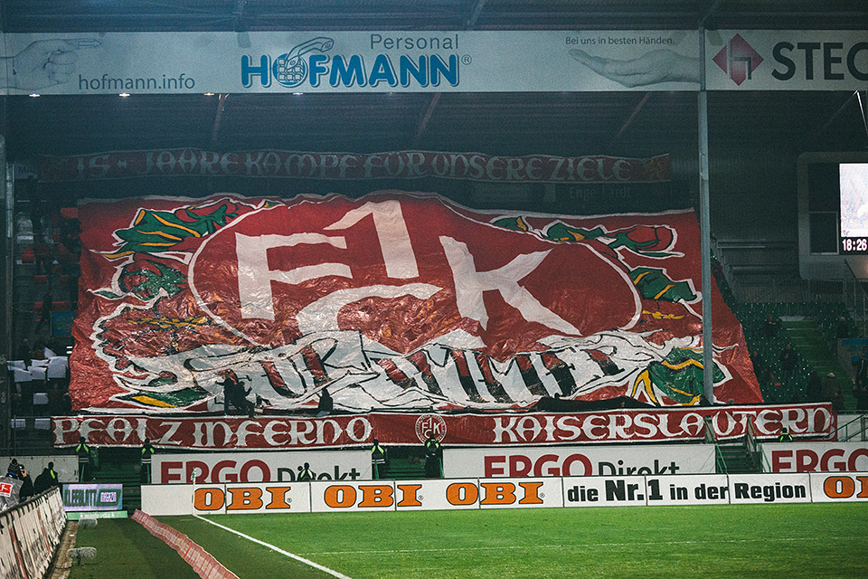 SpVgg Fürth – Kaiserslautern
