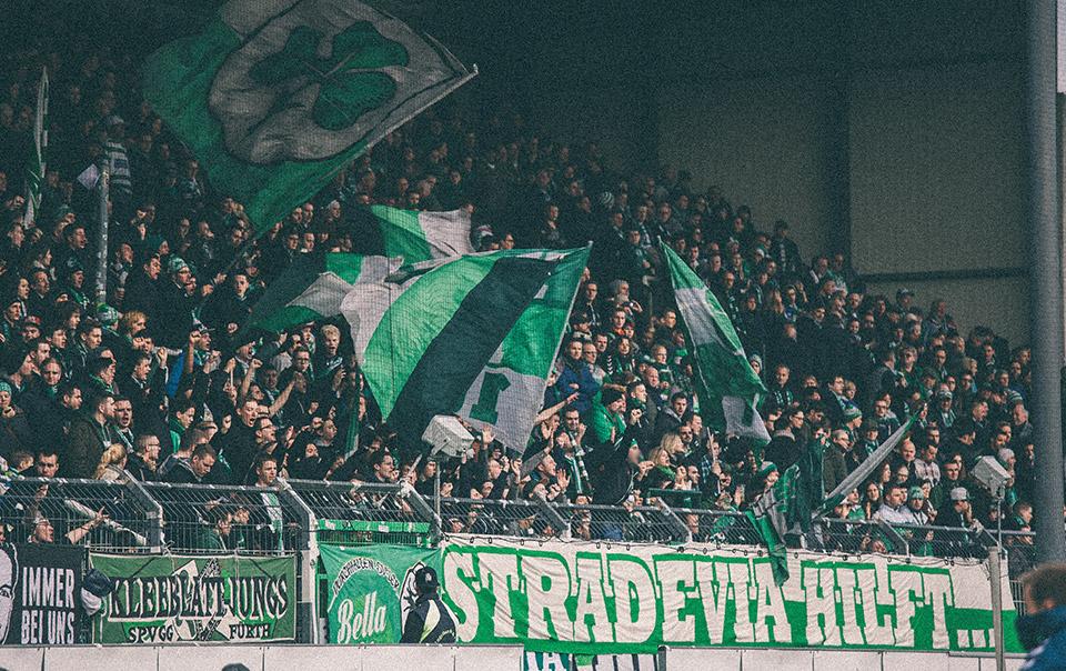 Fürth – RB Leipzig