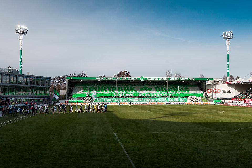 SpVgg Fürth – St.Pauli 2016
