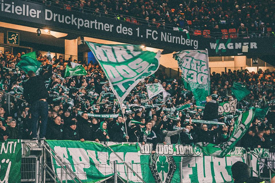 Nürnberg – SpVgg Fürth Frankenderby