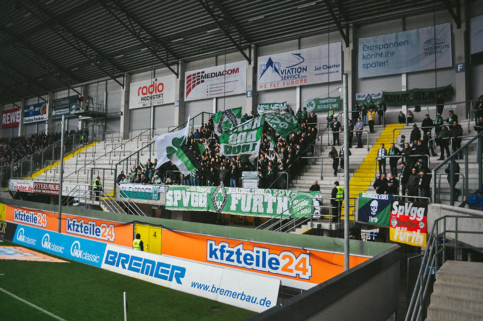 Paderborn – SpVgg Fürth