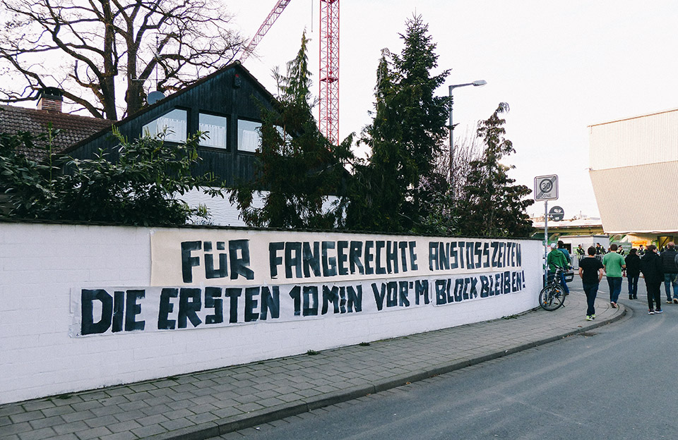 Fürth – Freiburg 2015 2016