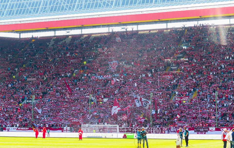 Kaiserslautern – Fürth 2016
