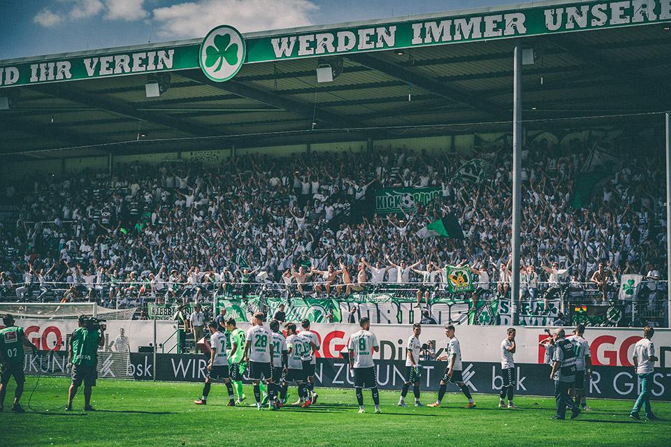 SpVgg Fürth – 1860 München 2016