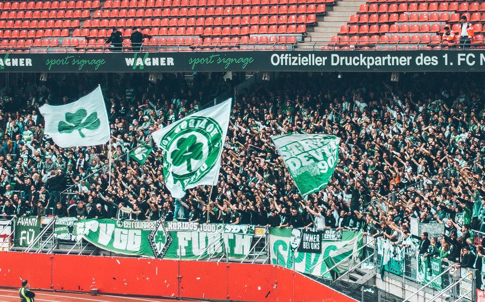 Nürnberg – SpVgg Fürth – Frankenderby