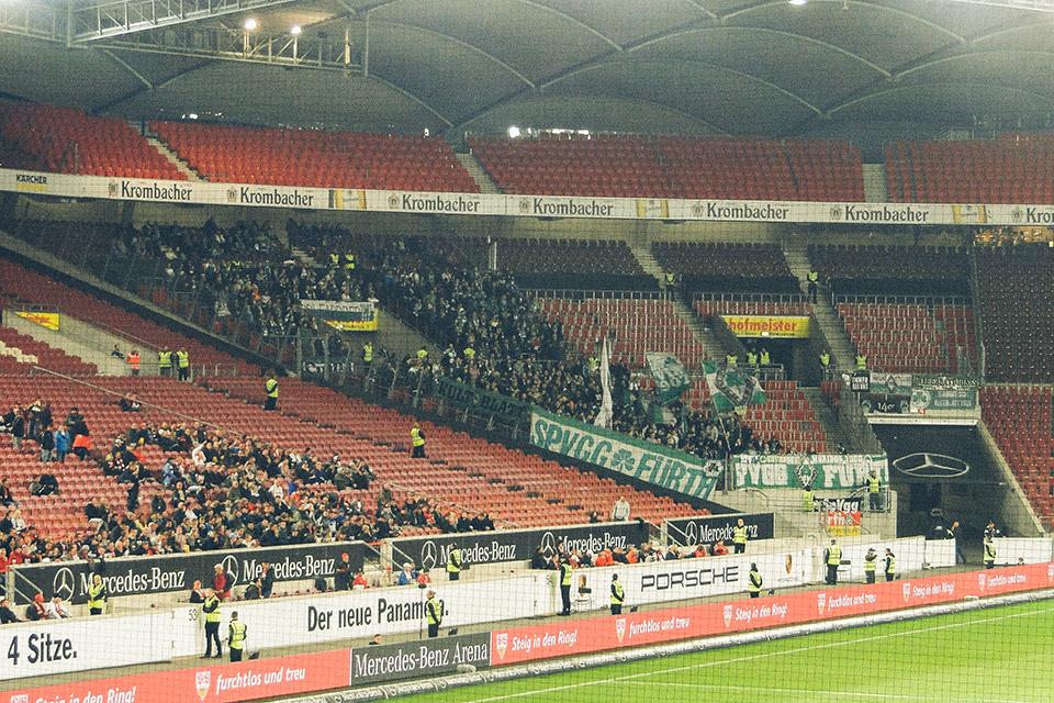 Stuttgart – SpVgg Fürth