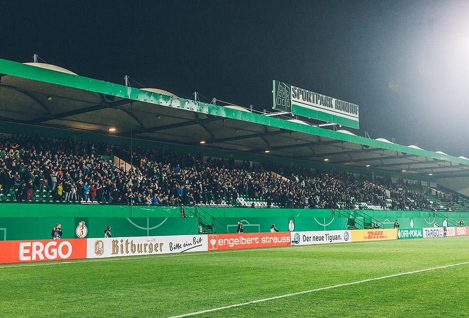 SpVgg Fürth – Mainz – DFB-Pokal